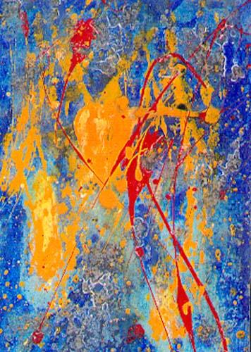 Poussiere d\'étoile 4  - 15x10cm