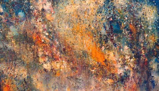 Etincelles 12   -89x130cm