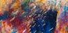 Etincelles 17   - 50x100cm -