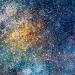 Etincelles 10  - 50x50cm -