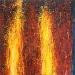 Etincelles 5  - 50x50cm -